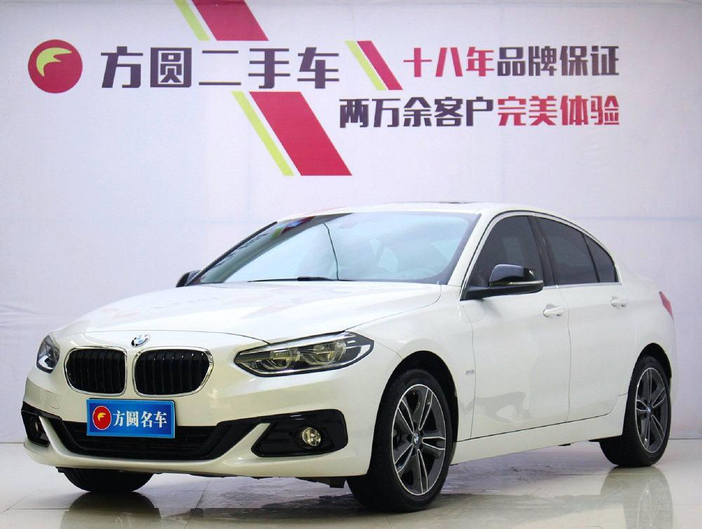 郑州方圆二手车出售二手宝马1系2017款宝马1系118i运动型
